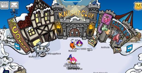 knightparty!